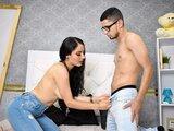 Recorded nude video AndresAndSofia